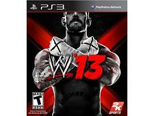 WWE '13 Playstation3 Game