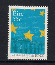 Ireland Eire mint stamps - 2007 Treaty of Rome 50th Anniversary, SG1839, MNH