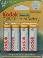 ORIGINAL KODAK AA-4 RECHARGEABLE BATTERY, RETAIL PACKED