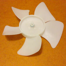 8 inch diameter Plastic Fan Blade/Propeller. 5/16 inch bore. CW Rotation.