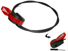 "LAWNMOWER 65"" UNIVERSAL THROTTLE CABLE FITS MANY LAWNMOWERS"