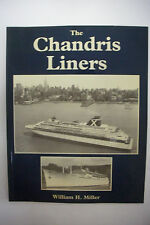 Signed - THE CHANDRIS LINERS *Fantasy Celebrity Cruise Ships-Ocean-Passenger