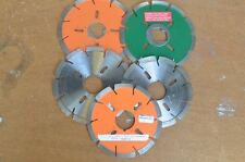 5.5 (5 1/2) NED Soff Cut dry diamond blade. Ask about the video...see below