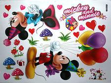Disney Topolino Decalcomania Bambini/ Bambino Adesivo Arte