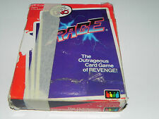 1983 International Games RAGE Card Game Complete