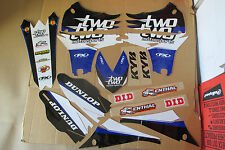 F X  TEAM 22 RACING GRAPHICS YAMAHA YZ450F YZF450  2010  2011  2012  2013