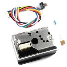 Sharp GP2Y1010AU0F,Sensor de polvo fino con Cable conexión,para Arduino,Genuino