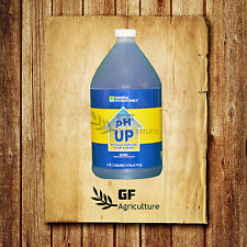 General Hydroponics pH Up, 1 Gallon Free Priority Shipping water level adjuster