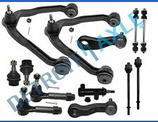 New 15pc Complete Front Suspension Kit for Cadillac Chevrolet & GMC Trucks 4x4