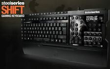 SteelSeries Shift Gaming Keyboard Medal of Honor Special Edition