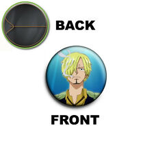 PINS PIN SPILLA 2,5 CM 25 MM ONE PIECE New World Sanji