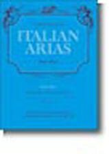 A Selection Of Italian Arias 1600-1800 Low Voice Low Voice Vocals Music Book 1