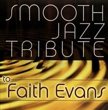EVANS,FAITH-Smooth Jazz Tribute To Faith E CD NEW