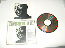 Bobby McFerrin - Voice (Live Recording, 1988) CD -FREE FASTPOST
