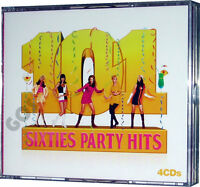 Ultimate Sixties Hits 4 CD of 1960s Tracks Original EMI Music Song Recordings