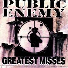 PUBLIC ENEMY - GREAT MISSES  CD NEU