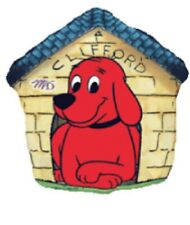 """Clifford Dog House 26"""" Anagram Balloon Birthday Party Decorations"""