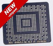 Stencil for  GF-GO7400T-N-A3 GF-GO7300T-N-A3 GF-GO7400A-N-A3 G86-636-A2 Template