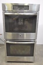 "GE JK3500SFSS 27"" Stainless Double Electric Wall Oven #2"