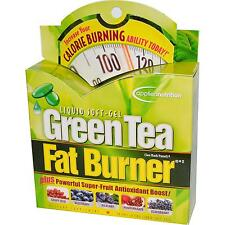 Green Tea Fat Burner - 30 Fast Acting Liquid Softgels by Irwin Naturals