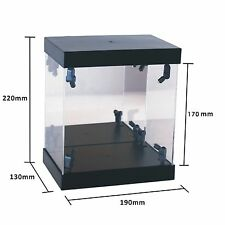 Acrylic Display Case LED Light Box for Herocross Hybrid Metal Figuration Figure