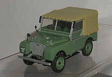 Vanguards 1/43 Land Rover Series 1 HUE166