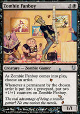 Zombie Fanboy X4 (Unhinged) MTG (NM) *CCGHouse* Magic