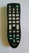 Original Sanyo GXFA TV Remote Control