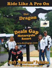 Ride Like a Pro on the Dragon DVD by Jerry Motormen Palladino
