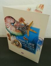 Malaysia Brunei Joint Issue Unique Marine Life 2006 2007 Fish (folder) *limited