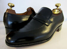 Church Church's Custom Grade Black Sirius II Loafers Shoes UK 7.5 EU 41.5 F