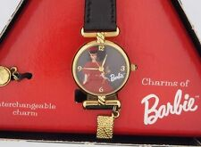 Barbie Character Watch 1962 Red Flare Doll w/ Charms in Original Triangle Box B9
