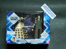 Doctor Who 10th Doctor with Dalek THE STOLEN EARTH BBC