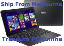 """Asus F555YI-XO049T Laptop AMD Q-Core A4 7210 8GB 500 HDD R5 M320 15.6"""" DVD Win10"""