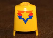 Playmobil pièce détachée buste torse étoile pour custom ref aa