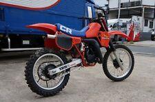 "Honda 1983 CR125R CR250R fuel tank wings 5 13/16"" x 3 5/8"" 148mm x 92mm RC Works"