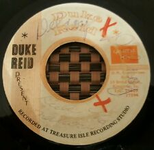 "Unknown Treasure Isle Orig JA 7"" Listen !"
