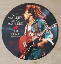 Bob Marley Wailers picture disc one love   very rare island ep  vinyl