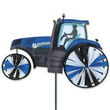 "New Holland 26"" Tractor Staked Licensed Wind Spinner (Smaller Size) PR 26902"