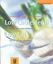 Low Cholesterol, Low Fat (Powerfoods Series), Rebbe, Jorn, Willrich, Christian,