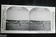 STB323 Giant Plane Avion Aviation photo STEREO imprimée