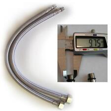 10mm x 400mm bassin cuisine monobloc mitigeur) connecteurs tuyau flexi queues de tuyaux