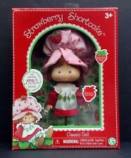STRAWBERRY SHORTCAKE Classic 80s Retro STRAWBERRY SHORTCAKE Doll NEW