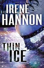Thin Ice: A Novel (Men of Valor), Hannon, Irene, New Books