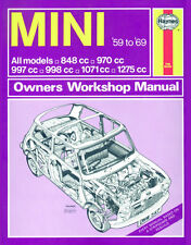 0527 Haynes Mini (1959 - 1969) up to H Workshop Manual