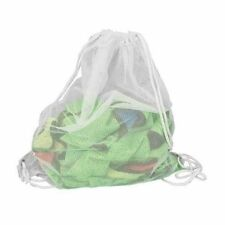 NEW Diamond Washable Bib Carry Bag - Cheap Football Bibs Carrier Mesh Holdall