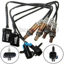 4Pcs Front Rear O2 Oxygen Sensor 1 2 For 96 97 98 Chevrolet HRV GMC C/K 1500