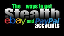 How to Set up  eBay & PayPal Stealth Accounts (Step-by-Step)