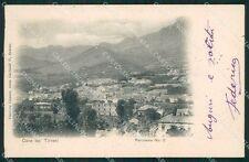 Salerno Cava de Tirreni cartolina XB1568