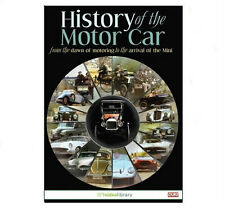 Duke - HISTORY OF THE MOTOR CAR DVD Dawn of Motoring to the Arrival of the Mini